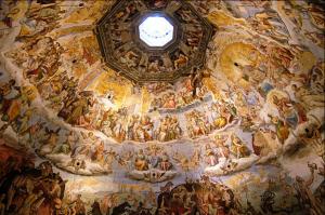 Fresque du Dôme