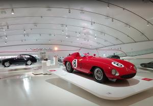 Musée Ferrari de Modène