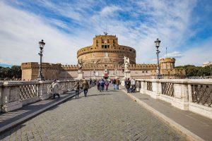 Rome à pieds