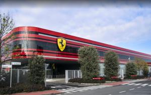 Usine Ferrari de Maranello