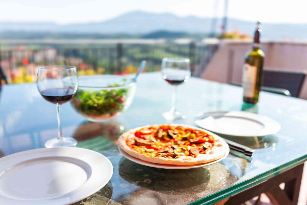Pizza Villa Rosebery