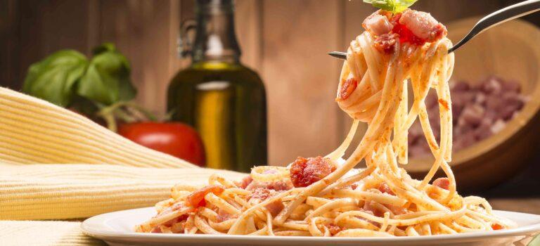 5 recettes savoureuses des pâtes italiennes